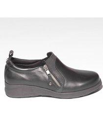 zapato negro fragola lewis