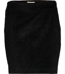 heston kort kjol svart whyred