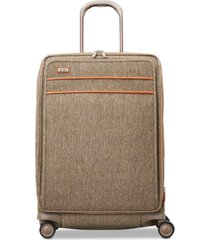 "hartmann tweed legend 26"" medium journey expandable spinner suitcase"