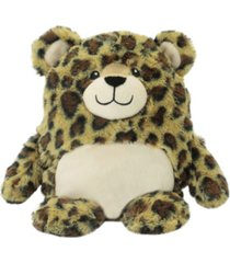 animal adventure wild for style 2-in-1 transformable character cape plush pal - leopard