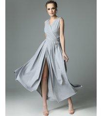 sukienka andrea grey