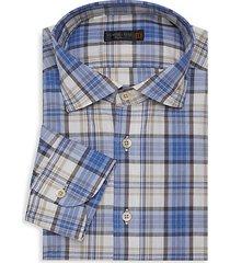 id plaid dress shirt