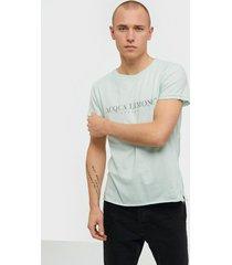 acqua limone t-shirt classic t-shirts & linnen aqua