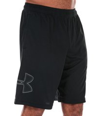 mens tech graphic shorts