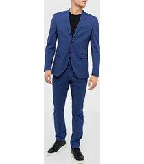 selected homme slhslim-mylologan insig. blue kavajer & kostymer