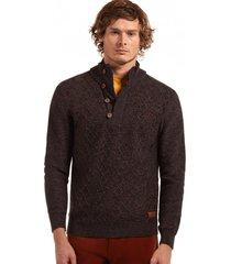 sweater florida fj marrón ferouch