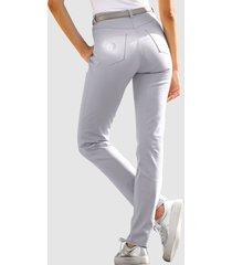 jeans paola ljusgrå