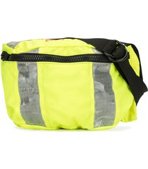 gallery dept. reflective tape backpack - yellow
