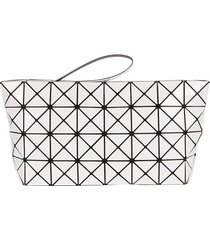 white prism pouch