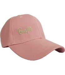 gorra rosa buxter cap classic