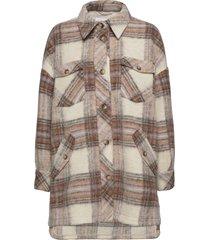 freja shirt overshirts crème lovechild 1979