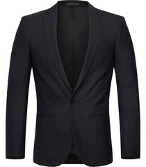 m. christian cool wool jacket blazer colbert zwart filippa k