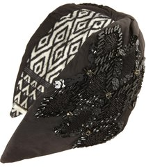 namjosh sequin embellished headband