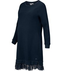 gravidklänning dress sweat ls