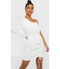 ax paris one shoulder ruched dress loose fit dresses