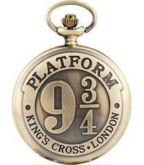 reloj bolsillo harry potter 3491