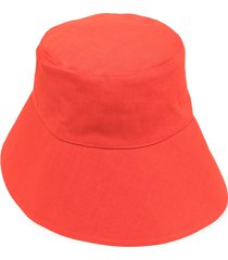 bondi born wide-brim bucket hat - red