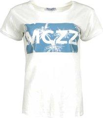 maicazz terri t shirt su21.75.005 palm sea green