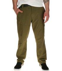 pantalon comfort verde oscuro burton