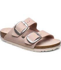arizona big buckle shoes summer shoes flat sandals rosa birkenstock