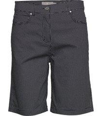 casual shorts bermudashorts shorts blå brandtex