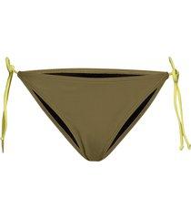 pilgz bikini bottom ao19 bikinitrosa grön gestuz
