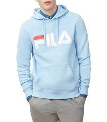 fila heritage fiori hoodie - sand - size l