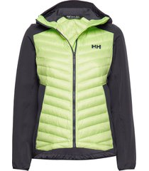 w verglas light jacket outerwear sport jackets groen helly hansen