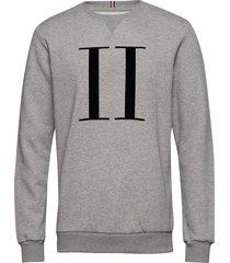 encore sweatshirt sweat-shirt trui grijs les deux