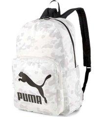 mochila blanca puma originals urban