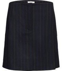 jody skirt kort kjol blå norr