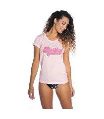 camiseta pina colada babylook darling feminina