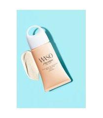 amaro feminino shiseido hidratante facial com cor waso color-smart day moisturizer spf30 - 50ml, neutra