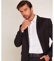 blazer formal liso