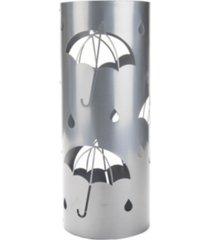 mind reader metal umbrella stand