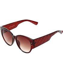 óculos de sol marielas degradê feminino
