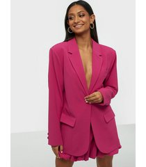 nly trend oversized structured blazer kavajer