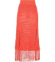 'benedetta' knit skirt