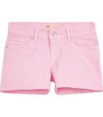 shorts levis infantil rosa