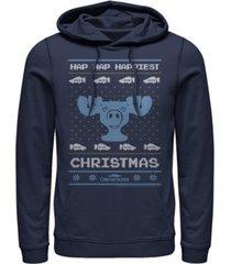 men's national lampoon christmas vacation hap hap hoodie