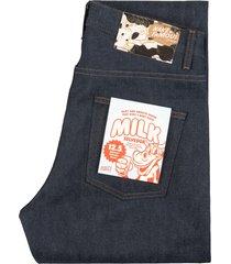 naked and famous easy guy milk selvedge denim jeans   indigo   101202306-ind