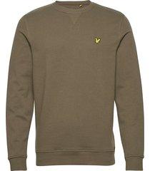 lyle and scott crew neck sweatshirt