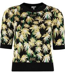 loewe daisy short sleeve pullover