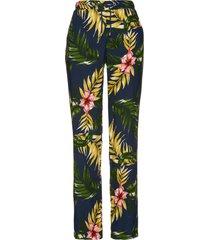 pantaloni con elastico in vita (blu) - bpc selection