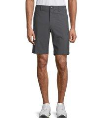 callaway men's micro-print shorts - peacoat - size 36