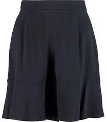 lautre chose crèpe shorts