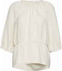benito blouse blouse lange mouwen crème lovechild 1979