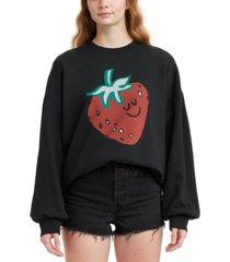levi's graphic hoodie