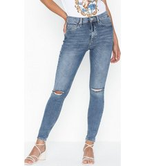 topshop mdt rip jeans skinny