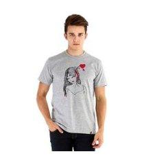 camiseta ouroboros broken masculina